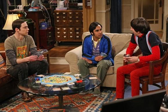 El Catán. El juego creado por el alemán Klaus Teuber multiplicó sus ventas tras aparecer en la serie The Big Bang Theory.