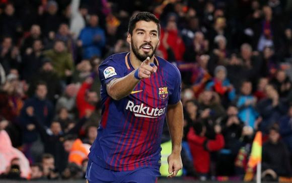 Un imparable Suárez avanza hacia números históricos en Barcelona ... f50fc39ca6b7c