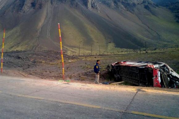Tragedia en Las Cuevas: el comunicado de la empresa de transporte Meltur
