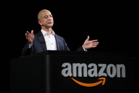 Jeff Bezos. El CEO de Amazon destacó el crecimiento logrado por el asistente virtual Alexa.