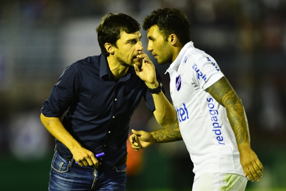 Alexander Medina y Tabaré Viudez. Foto: Gerardo Pérez