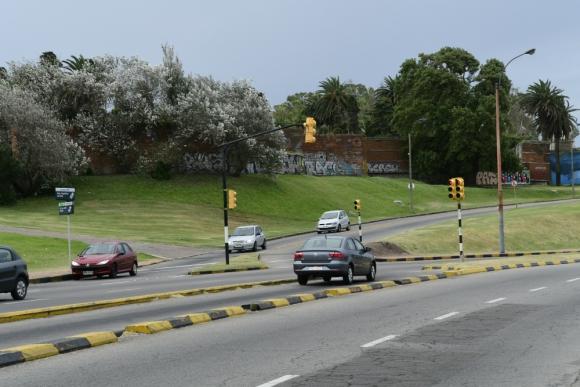 Rambla del Buceo: un escenario nuevo para ajustes de cuentas. Foto: M. Bonjour
