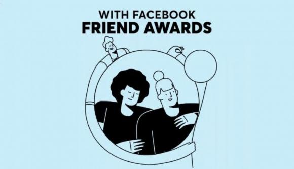Friends Awards. Foto: Facebook