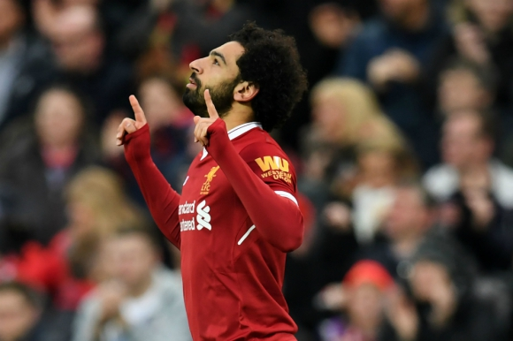 Otro show más de Mohamed Salah en la Premier League