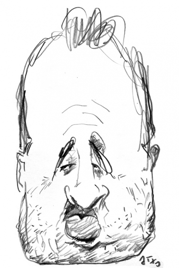 Marcelo Balcedo por Arotxa