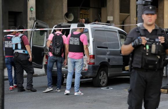 El caso Chocobar abrió un debate sobre la protección de los policías. Foto: La Nación / GDA