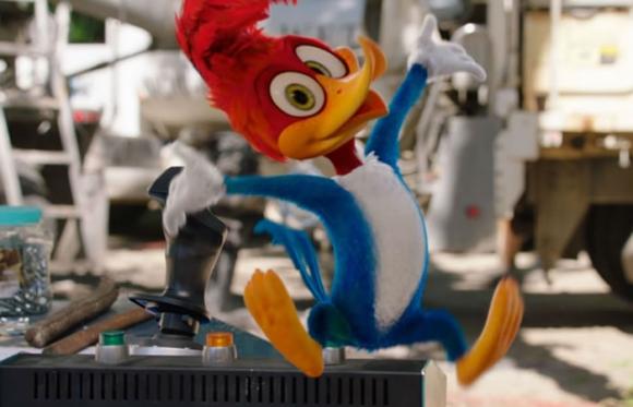 """Imagen promocional de """"El pájaro loco"""""""