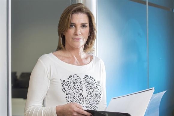 Débora Pérez Volpin. Foto: La Nación / GDA