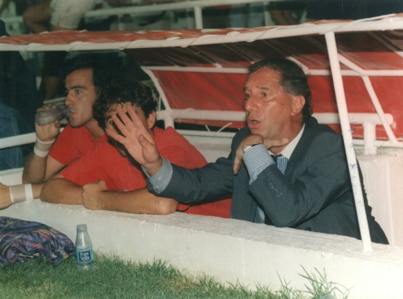 Carlos Bilardo: Foto: Diario AS