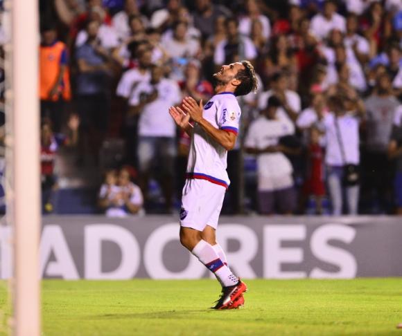 Álvaro González se lamentó por una oportunidad que no pudo aprovechar