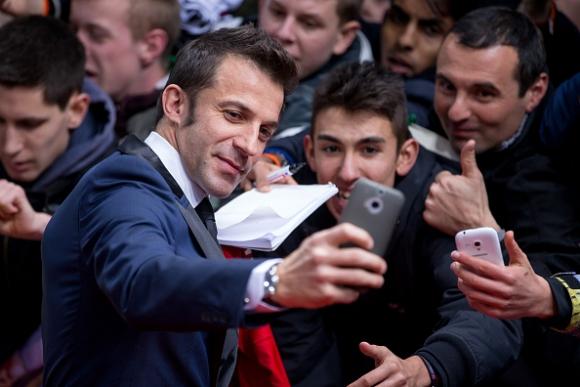 Alessandro Del Piero, histórico de la Juventus