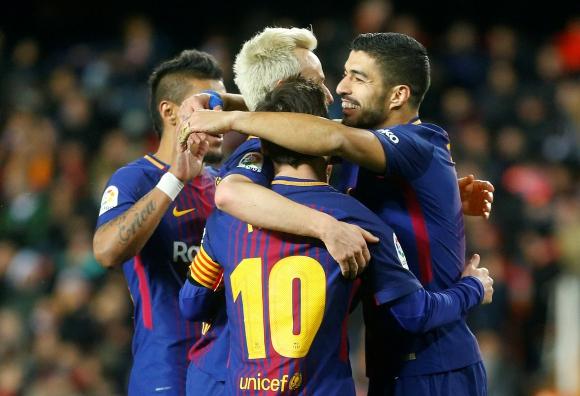 Valencia vs. Barcelona - Fútbol - Ovación - Últimas noticias de ... 88ff01dae1536