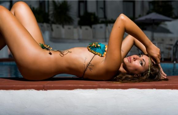 Giannina Silva. Foto: Daniel Ayala
