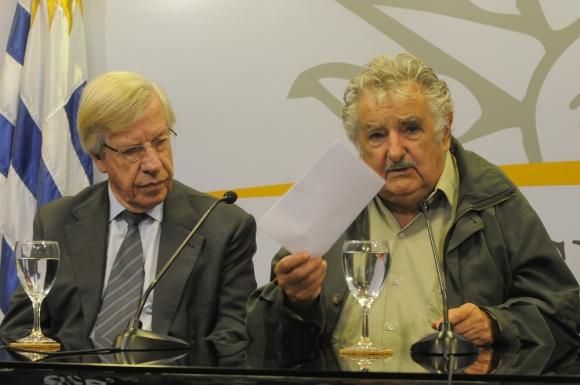 """Astori: """"no lo estoy pensando en absoluto como un tema a resolver ahora"""". Foto: A. Colmegna"""