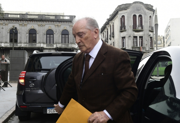 Eugenio Figueredo. Foto: Marcelo Bonjour