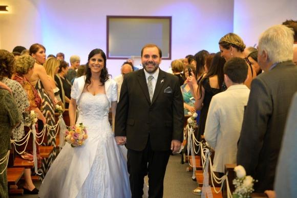 Un retrato de la emotiva boda.