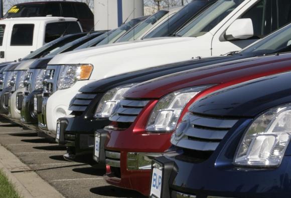 Automóviles: el rubro más competitivo dentro del sector asegurador. Foto: Archivo El País