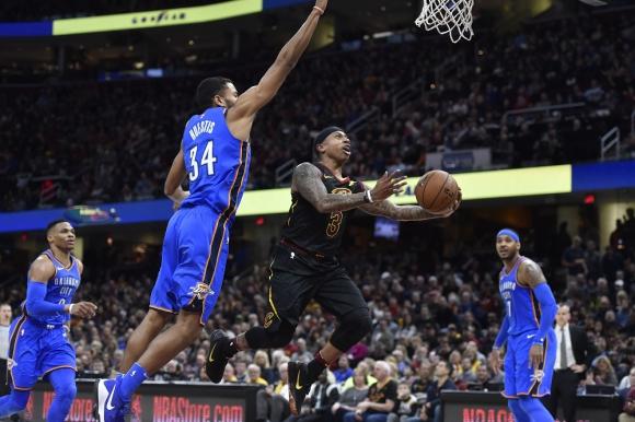 Thomas. Cleveland lo dejó ir y se fue a Los Ángeles Lakers.