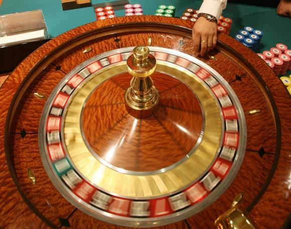 Las mesas de juego y las tragamonedas en casinos estatales recaudaron $ 6.470 millones. Foto: AFP