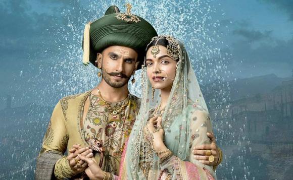 Ranveer Singh y Deepika Padukone, vuelven a colaborar en Padmavati