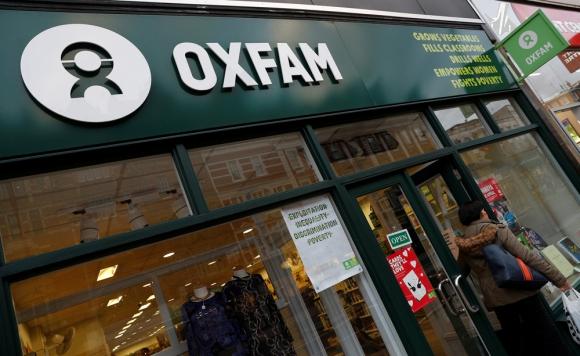 Oxfam: local de la ONG en Londres. Foto: Reuters