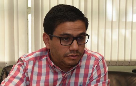 El alegato del abogado de la familia, Bruno Rivero, se basa en el principio de igualdad. Foto: A. Colmegna
