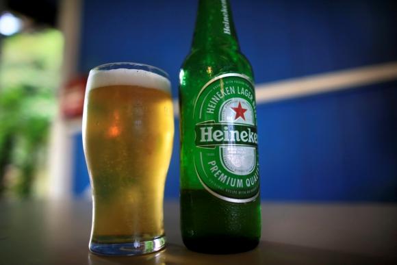 Heineken y sus proyecciones para el 2018. Foto: AFP