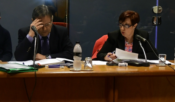 Tras la polémica, el directorio analiza hoy la renuncia presentada por la nuera. Foto: F. Ponzetto