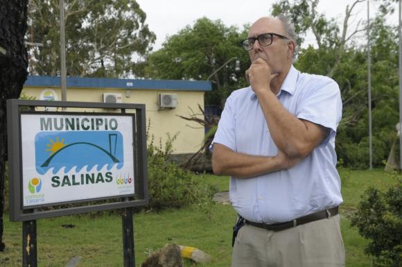 Marcos Carámbula en la campaña electoral de 2014. Foto: archivo El País.
