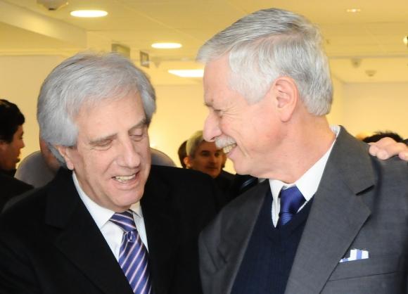 El presidente Vázquez tiene a uno de sus hombres de confianza en el MSP. Foto: D. Borrelli