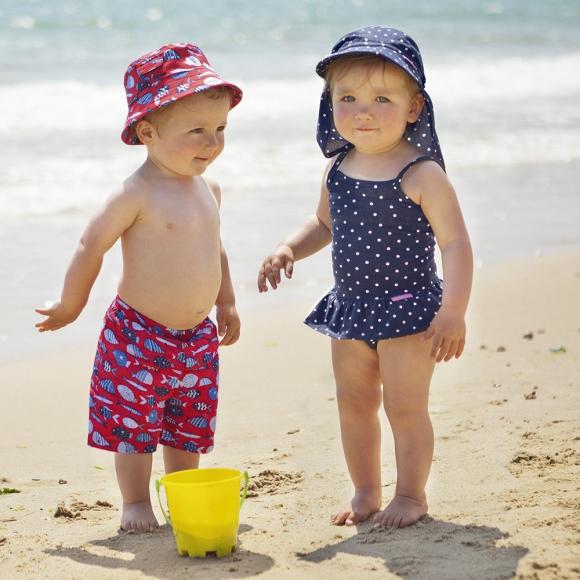 Medidas para protegerlos del sol