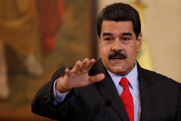 Nicolás Maduro, presidente de Venezuela. Foto: Reuters