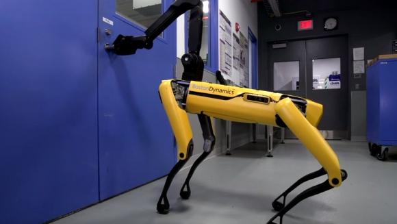 El robot de Boston Dynamics