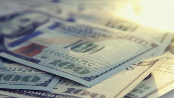 El dólar cerró a $ 20,05 cayendo 31 centavos