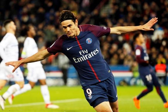 VAR anuló gol de Falcao en la final de la Copa francesa