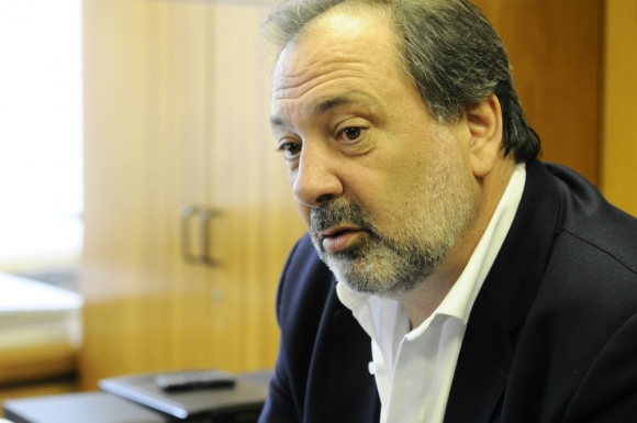 Jorge Gandini. Foto: Darwin Borrelli
