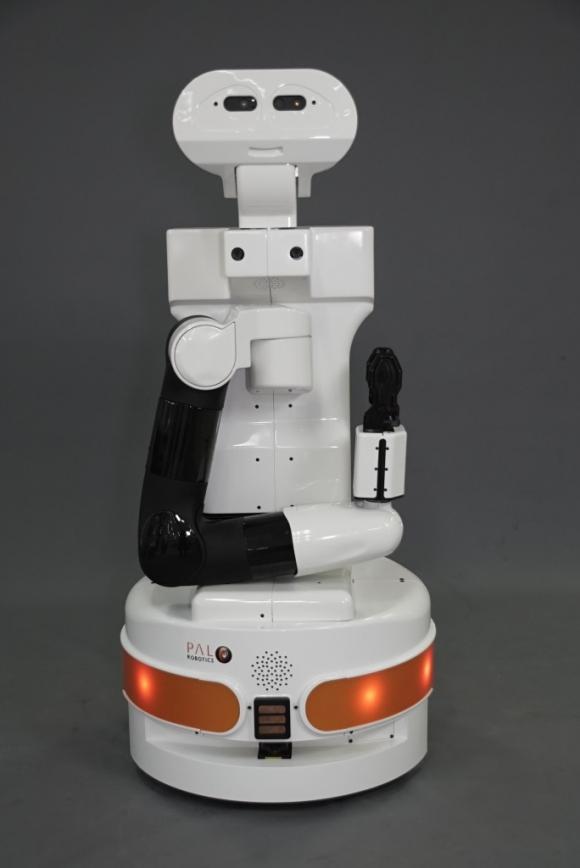 TIAGo robot. Foto: TIAGo