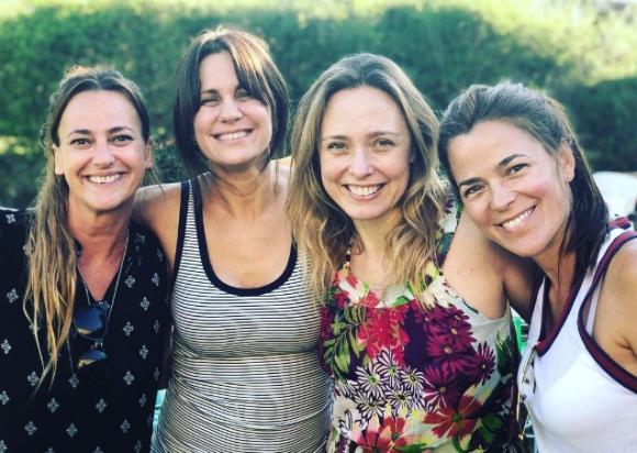 Las actrices de Montaña Rusa