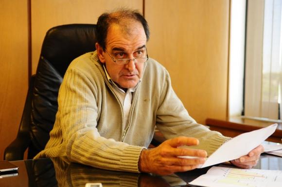 En la investigadora hay un cuestionamiento a Óscar de los Santos por su gestión. Foto: M. Bonjour