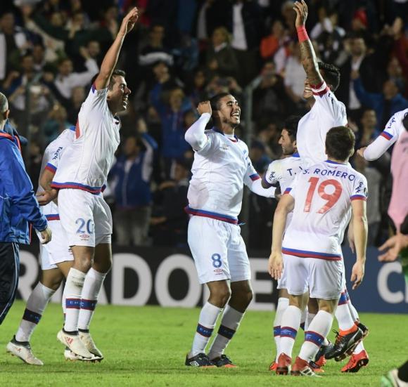 De Pena, Arismendi, Polenta y Romero celebran la clasificación