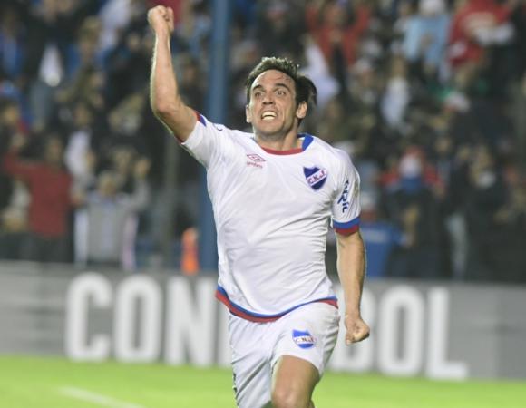 Matías Zunino, el hombre gol en el Parque Central