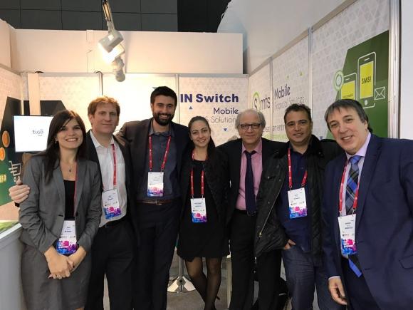 Destaque. Se trata de la única empresa uruguaya en participar del MWC 2018.