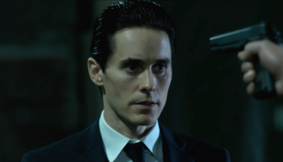 "Jared Leto en ""The Outsider"" de Netflix"