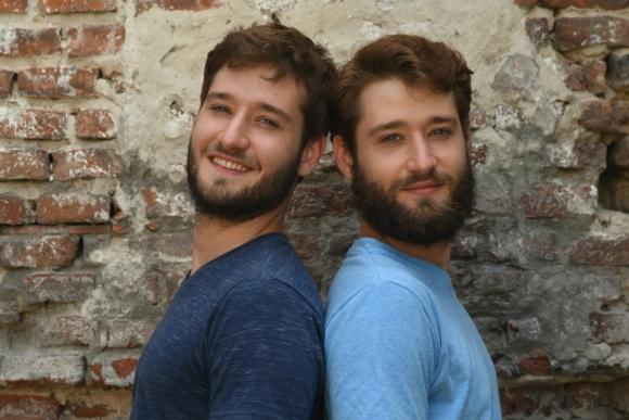 Darío y Germán Puig nunca buscaron diferenciarse. Foto: Ariel Colmegna