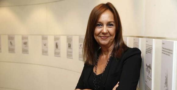 La best seller española, Maria Dueñas llegará a las librerías en abril. Foto: Archivo