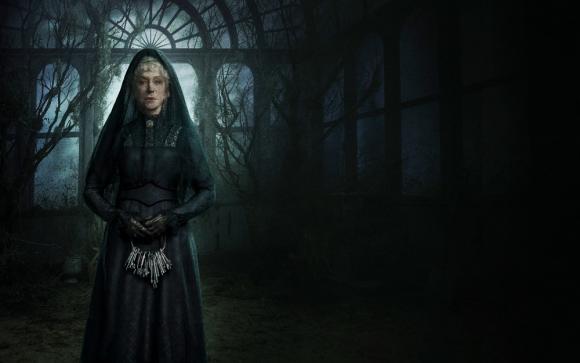 Hellen Mirren en La Maldición de la casa Winchester
