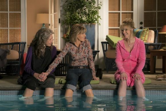 Lisa Kudrow se suma como actriz invitada en la cuarta temporada. Foto: Difusión
