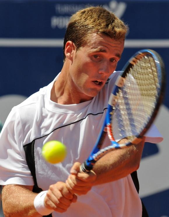Punta. El español Daniel Gimeno Traver jugará el torneo. Foto: AFP