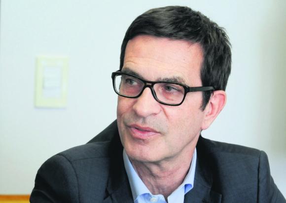 Michel Juvet, socio y CIO de Bordier. Foto: Darwin Borrelli