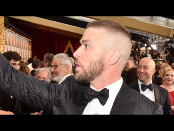 Justin Timberlake, Oscar